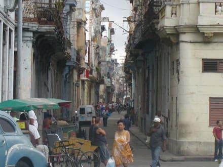 Stadtbild - Altstadt Havanna