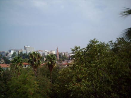 Antalya - Yivli-Minare-Moschee