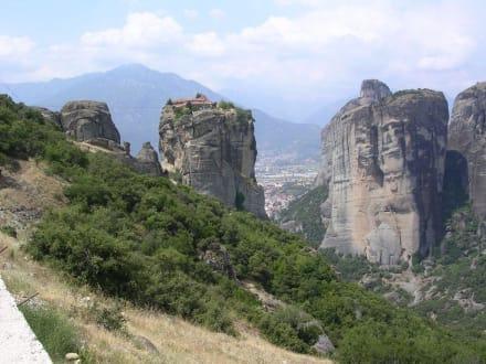 Meteora Kloster - Meteora Klöster