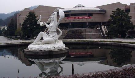 Das Seidenmuseum von Hangzhou - Seidenmuseum