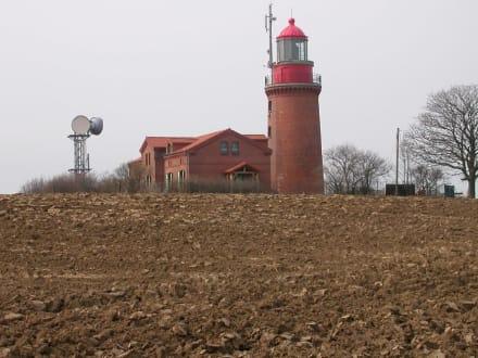Leuchtturm - Leuchtturm Bastorf