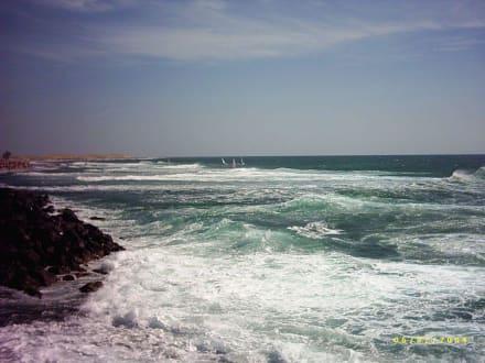 Surferparadies - Strand Maspalomas