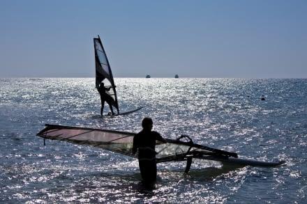 Kite Surfing Soma Bay -