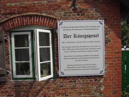 Das älteste Privat-Museum Schleswig-Holsteins - Hallig Hooge