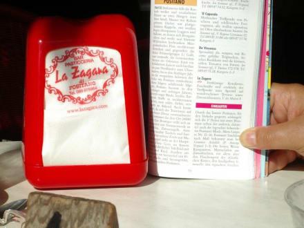 Keine Fälschung! - Café La Zagara