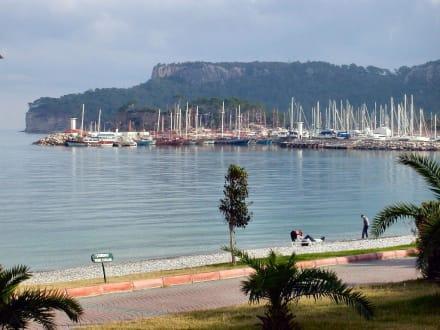 Kemer Hafen - Yachthafen Kemer