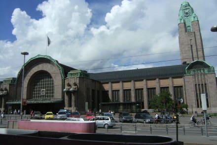 Sonstige Gebäude - Hauptbahnhof Helsinki