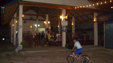 So schaut´s jetzt aus. - Somsri Restaurant