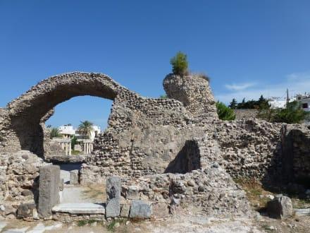 Kos - Westliche Ausgrabungen