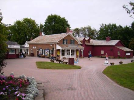 Museumsdorf in Ostkanada - Upper Canada Village