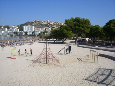 Santa Ponsa - Strand Santa Ponsa/Ponça