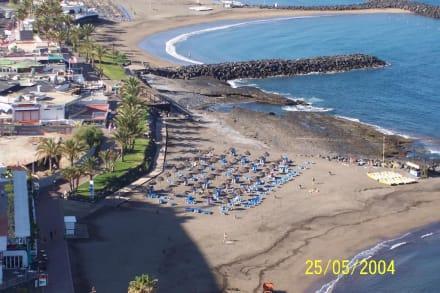Strand San Eugenio - Strand Playa de las Americas