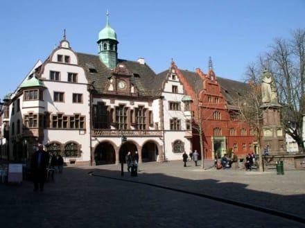 Rathaus von Freiburg - Rathaus