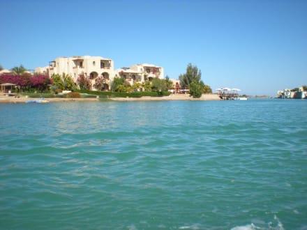 Lagunen-Stadt - Ausflug nach El Gouna