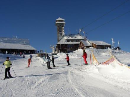 Winterurlaub 2006 - Fichtelberg
