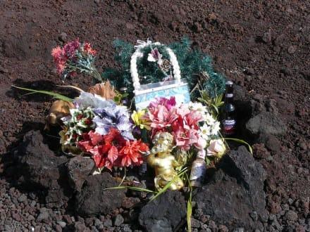 Geschenk für Madame Pele - Volcanoes National Park