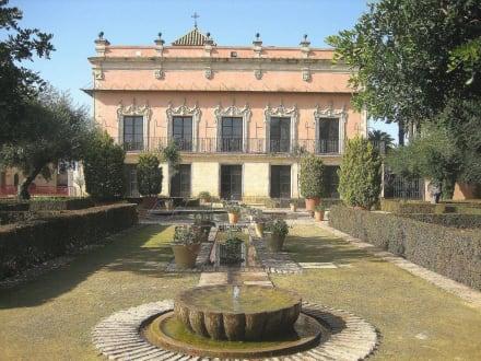Palast im Alkazar - Alcazar