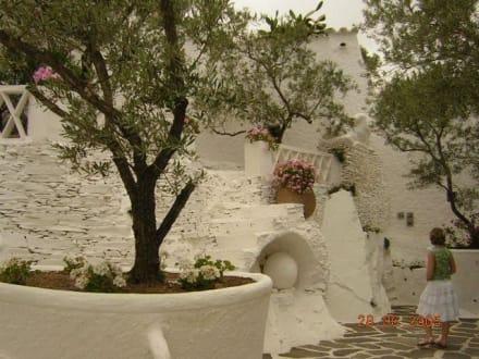 Gartenanlage des Dali Hauses - Haus von Dali in Port Lligat