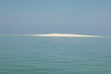einsame Insel für 2 Personen - Sea Canoeing