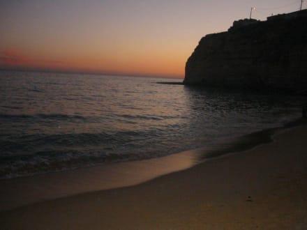 Strand von Carvoeiro - Strand Carvoeiro