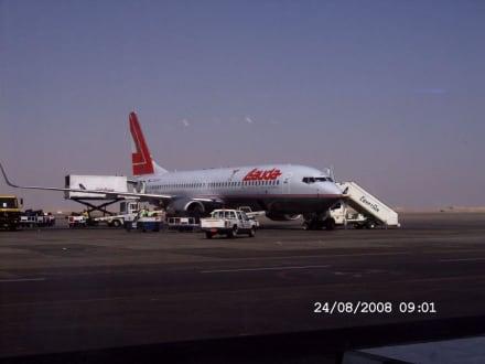 Auf Wiedersehen - Flughafen Hurghada (HRG)