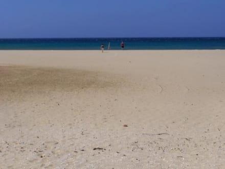 Strand von Pyrkaki - Strand Pirgaki