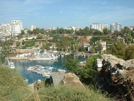 Antalya - Yachthafen - Hafen Antalya
