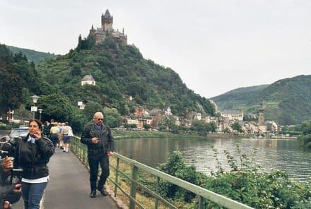 Cochem an der Mosel - Reichsburg
