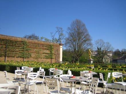 Café im Schlossgarten - Café Schlossgarten Weilburg
