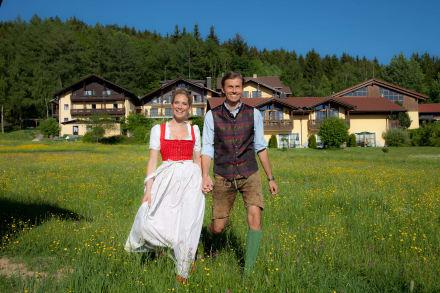 Ihr Wellnessprofi im Bayerischen Wald Wellness - Sport & Ferienhotel Riedlberg