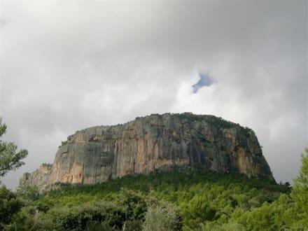 Ruine Castell d'Alaro auf Mallorca - Castell d'Alaro