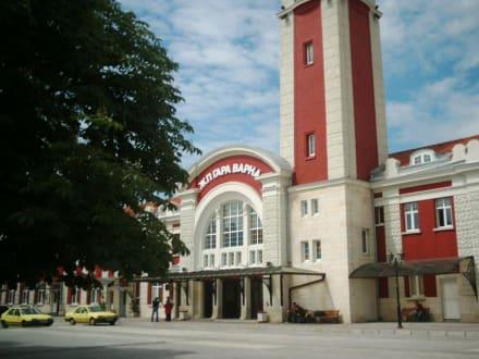 Bahnhof Varna - Bahnhof von Varna
