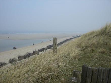 Landschaft auf Spiekeroog - Strand Spiekeroog