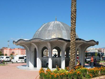 Manavgat Moschee 2 - Külliye Moschee
