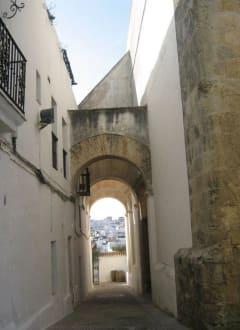 Durchblick... - Altstadt Vejer de la Frontera