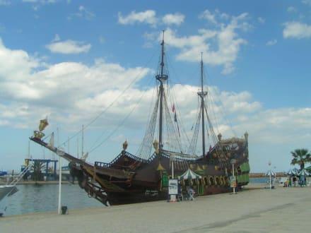 Piratenschiff - Piratenfahrt