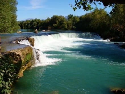 Wasserfall - Manavgat Wasserfälle