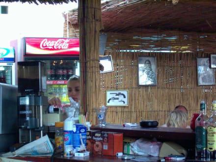 Bilder in der Indian Bar - Indian Bar (existiert nicht mehr)