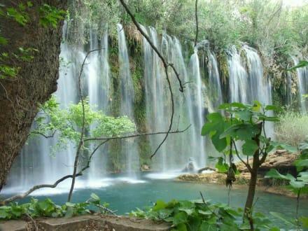 Antalya Wasserfall - Kursunlu Wasserfälle