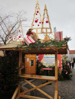Landau Weihnachtsmarkt.Altstadt Landau Weihnachtsmarkt Bild Weihnachtsmarkt Landau