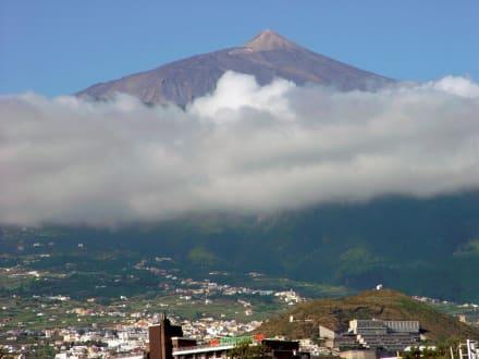 El Teide - Nordseite - Orotava-Tal / Valle de Orotava