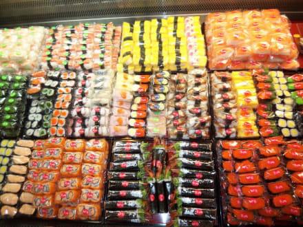 Sushi im MBK - MBK - Mah Boon Krong Center