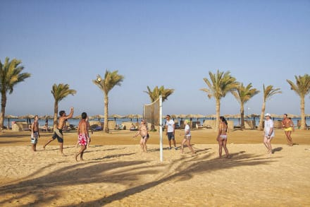Beach Volley Ball -