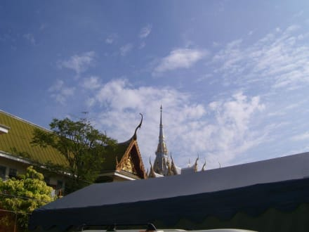 Tempelspitze - Wat Sothon