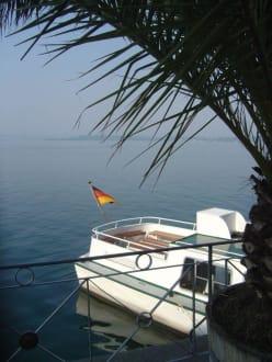 Schiffsanlegestelle - Insel Mainau