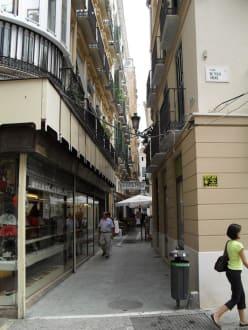 Malaga Altstadt Karte.Bilder Altstadt Malaga Malaga Innenstadt Malaga Costa