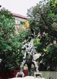 Burg/Palast/Schloss/Ruine - Wawel Drache