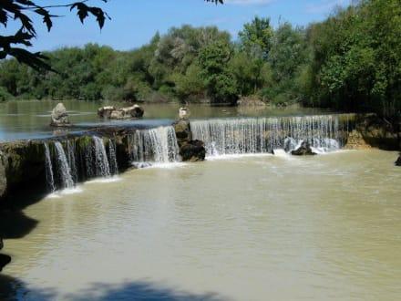 Manavgat Wasserfall 1 - Manavgat Wasserfälle
