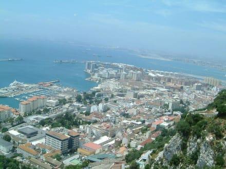 Gibraltar - Ausflug nach Gibraltar