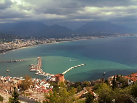 Türkei - Alanya - Hafen Alanya